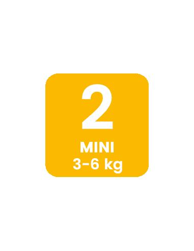Caja 20 muestras Pingo Talla 2