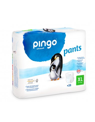 Pañales-Braguitas Ecológicos Pingo...